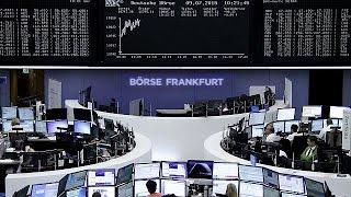 الاسهم الاوربية تصعد بدعم من الاقتراحات الجديدة لليونان – economy   10-7-2015