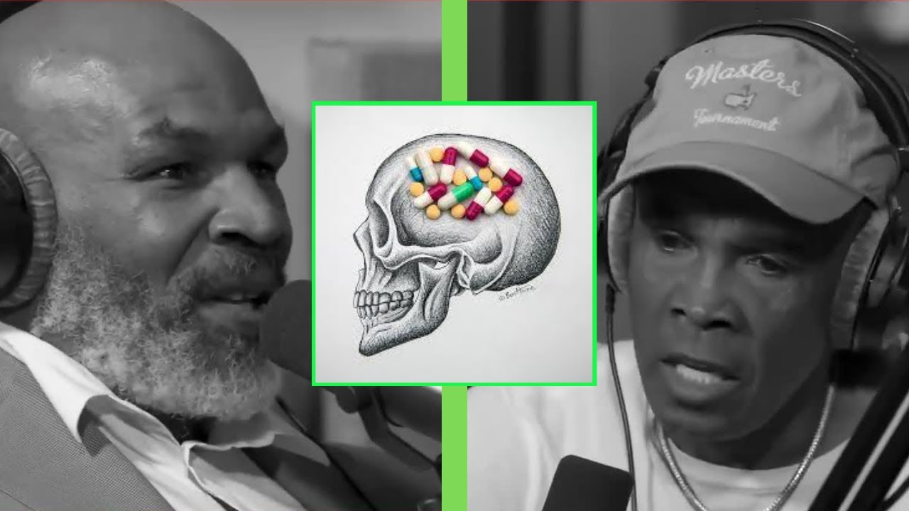 Mike Tyson & Sugar Ray Leonard get Emotional talking about Drug Addiction | Hotboxin with Mike Tyson