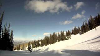 Riding Steamboat Early Season!! 2011 Thumbnail