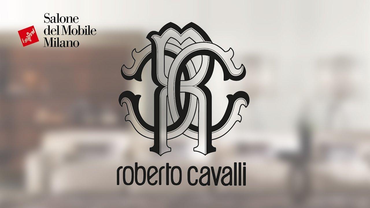 online retailer 86553 17740 Roberto Cavalli Featured at Salone del Mobile Milano 2017