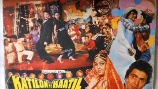 Yak Bayak Koi Kahin Mil Jaata Hai - Katilon Ke Kaatil (1981) Kishore Kumar and Asha Bhosle