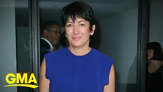 New details emerge about Ghislaine Maxwell's arrest l GMA