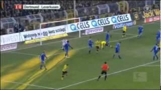 Dortmund 1-0 Leverkusen Sportschau (11.02.2012)