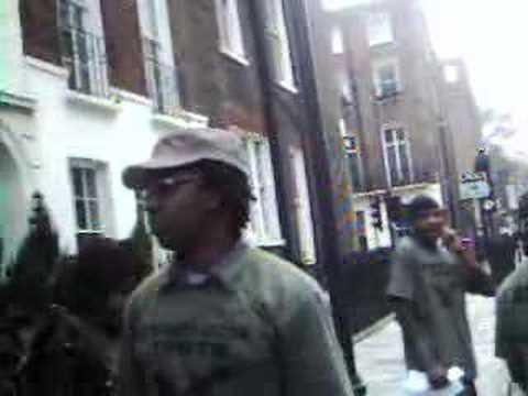 Angola London Ambushed By Zimbabweans
