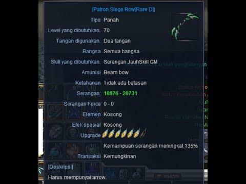 Rf Online Indo | Level 72 | Valkyr1e Adventurer GOD in RF INDO ?