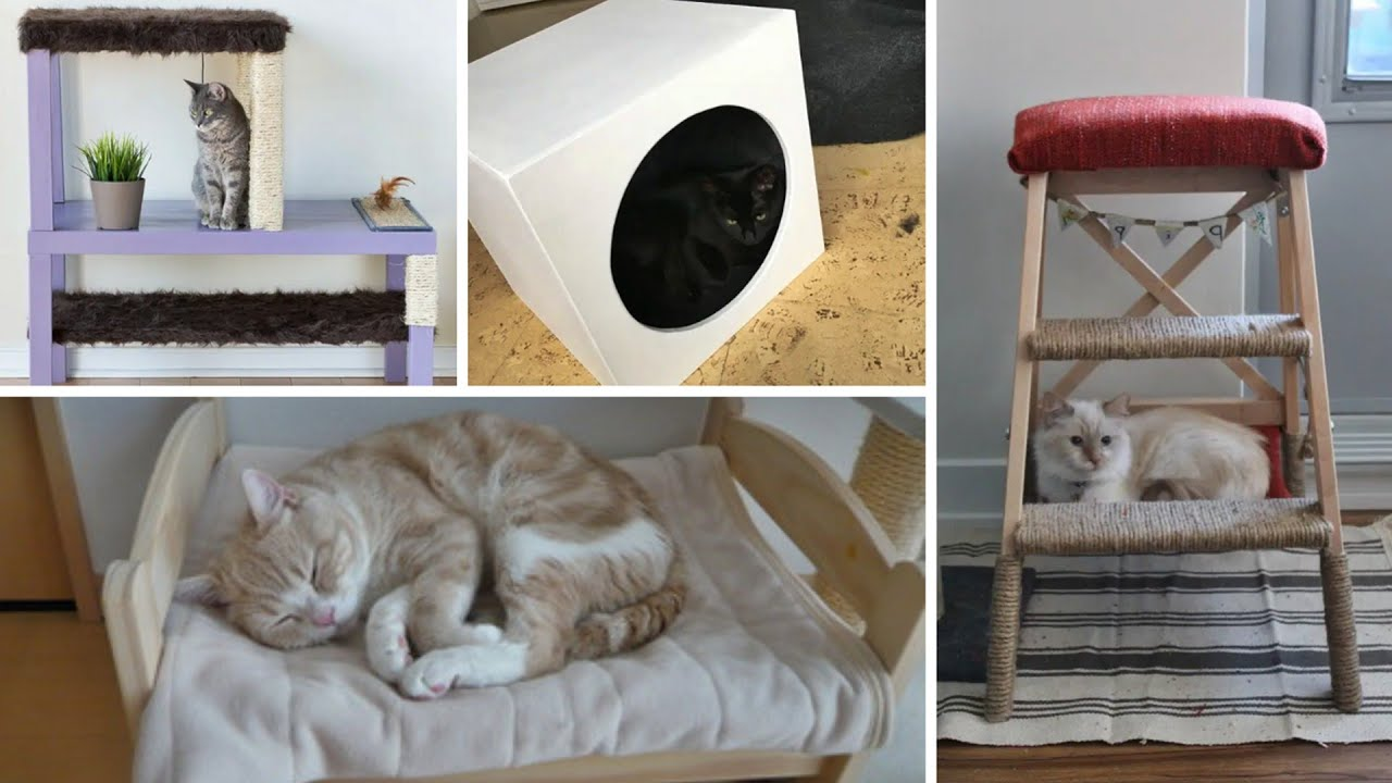 13 Clever Ikea Hacks Your Cat Will Love Youtube
