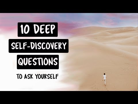 Best questions to ask about yourself