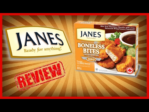 "♥""New"" Janes Ultimate Boneless Bite Review♥-February 20th 2017"