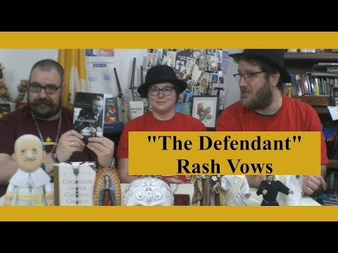 "G.K. Chesterton's ""The Defendant"": Rash Vows"