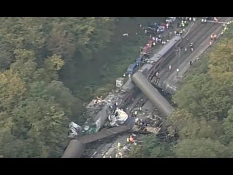 Accident de train en Moselle - Reporatge