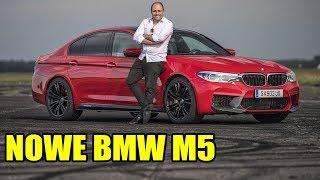 Dostałem nowe BMW M5 na 2 godziny na torze! #MOTODORADCA