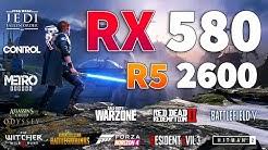Radeon RX 580 in 2020 l 1080p l 1440p l