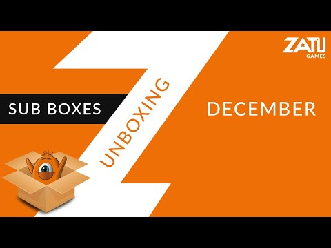 Subscription Box Unboxing - December 2019