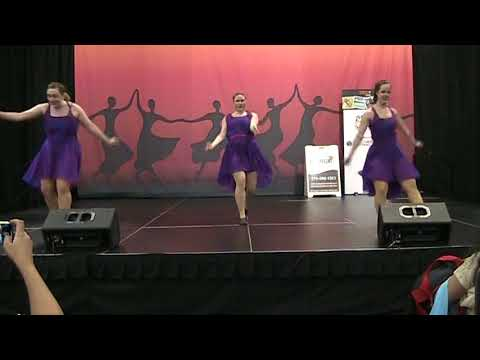 Merge Dance Studio's Performance at the Philadelphia Travel & Adventure Show on 3/11/18