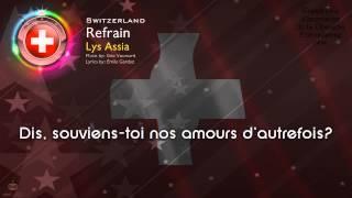 "[1956] Lys Assia - ""Refrain"" (Switzerland)"