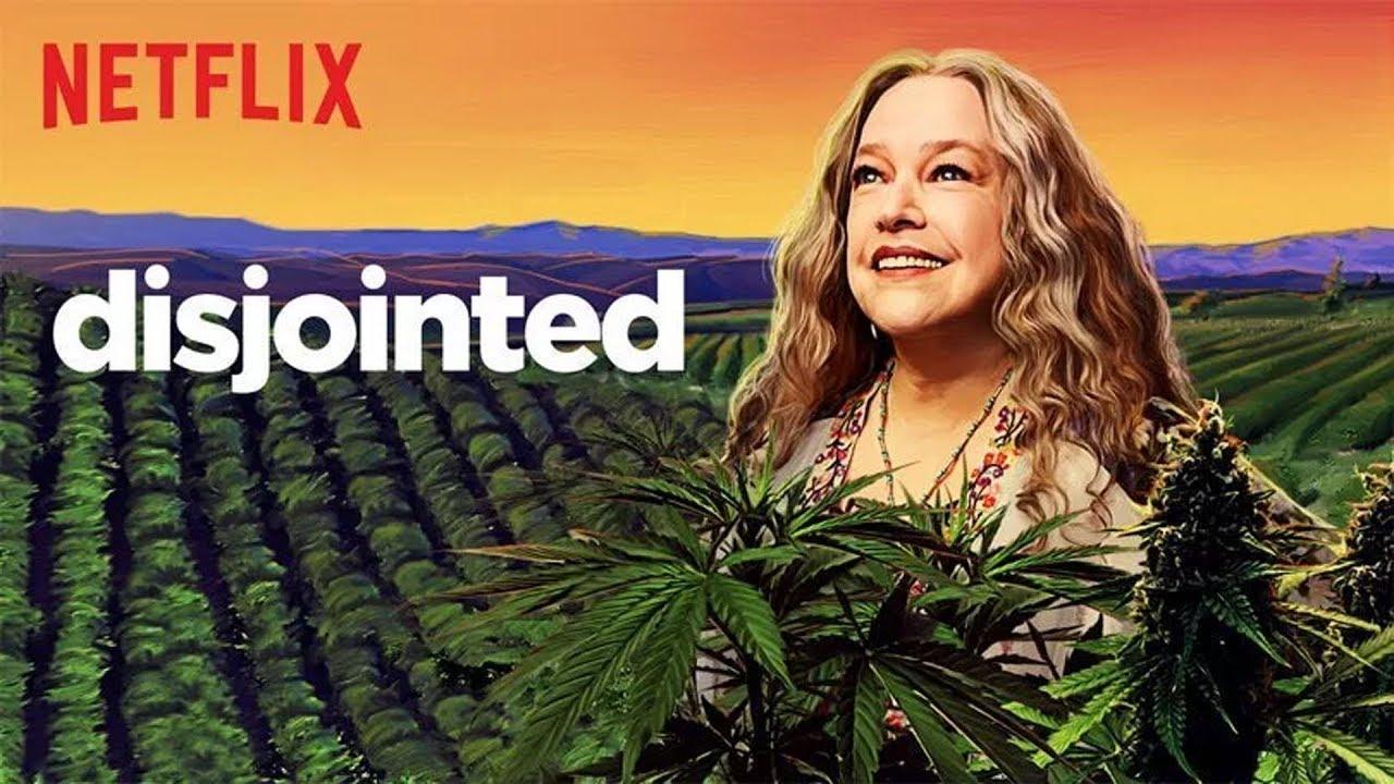 Disjointed Netflix