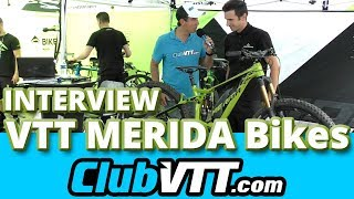 Vtt enduro electrique MERIDA Bikes : un vtt enduro avec un moteur ??? - 543