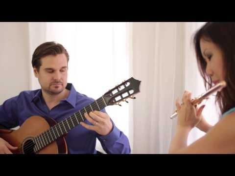 Kaori Fujii & Eric Cecil Duo: Aubade by Mark Delpriora