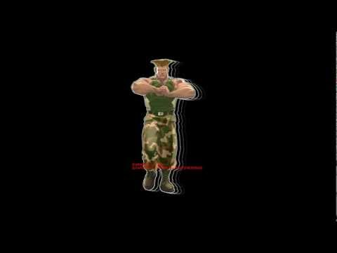 CPS3 Originals -Family Man (Guile's Theme in SF3)