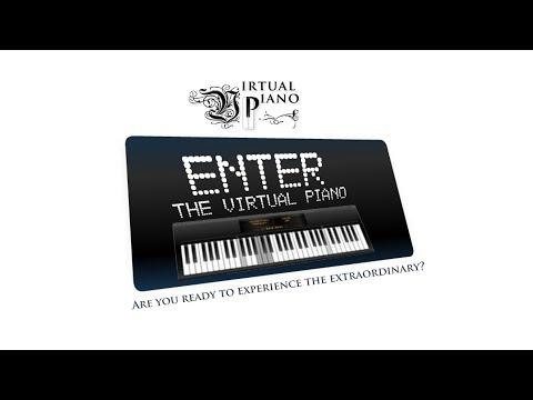Virtual Piano - Lost Boy -