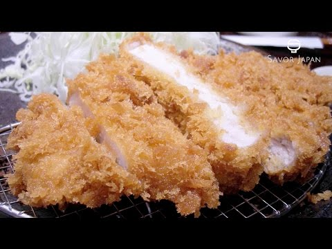 Learn from the master chef Culture & History -TONKATSU-