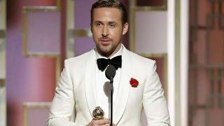Golden Globes 2017: Ryan Gosling Wins Best Actor Award For La La Land