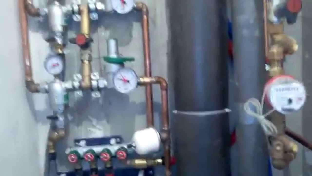 Монтаж труб водоснабжения из сшитого полиэтилена фото 948