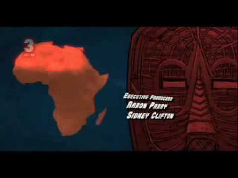 Black Panther Animated Intro