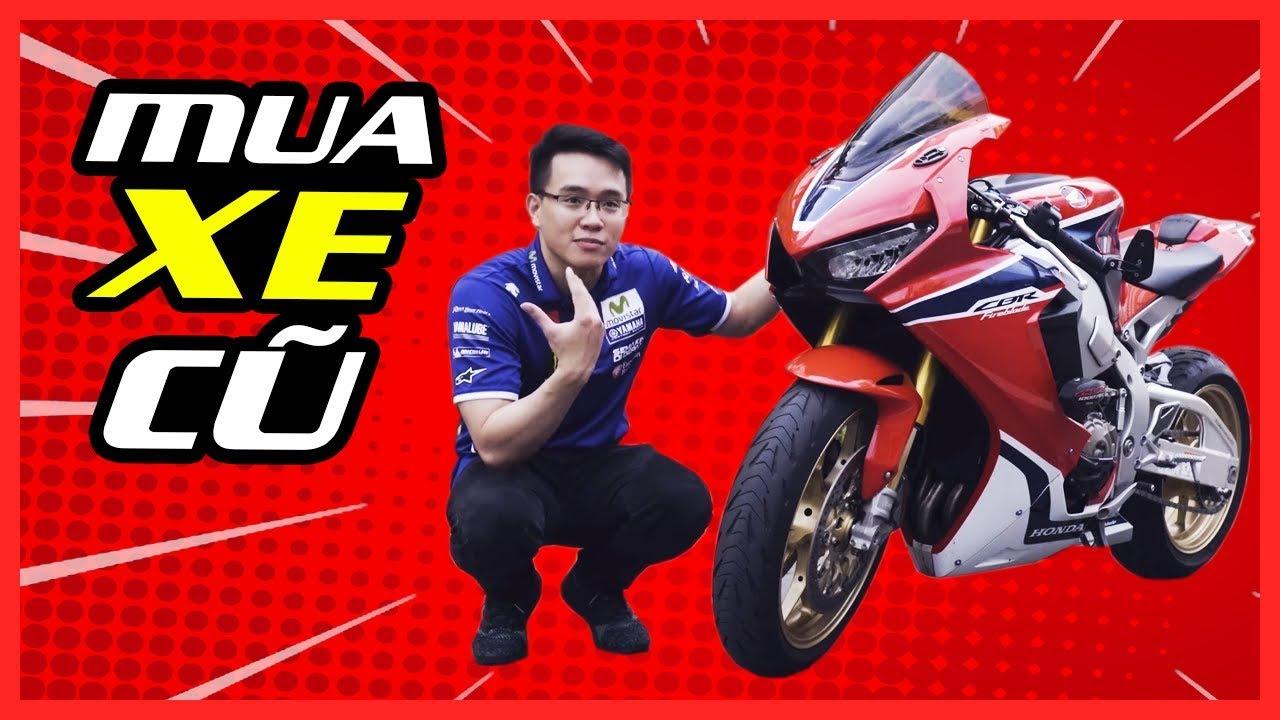 PKL – Kinh nghiệm mua xe mô tô đã qua sử dụng (Tips for buying secondhand motorcycle)