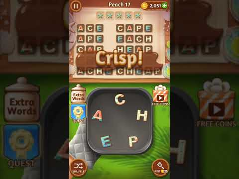 Word Cookies Peach 17 Buzzpls Com