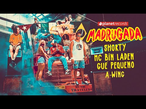 SHORTY ❌ MC BIN LADEN ❌ GUE PEQUENO ❌ A-WING - Madrugada (Official Video) Funketon Reggaeton 2019