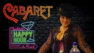 Cabaret's Vodka Gimlet - Happy Hour the Musical