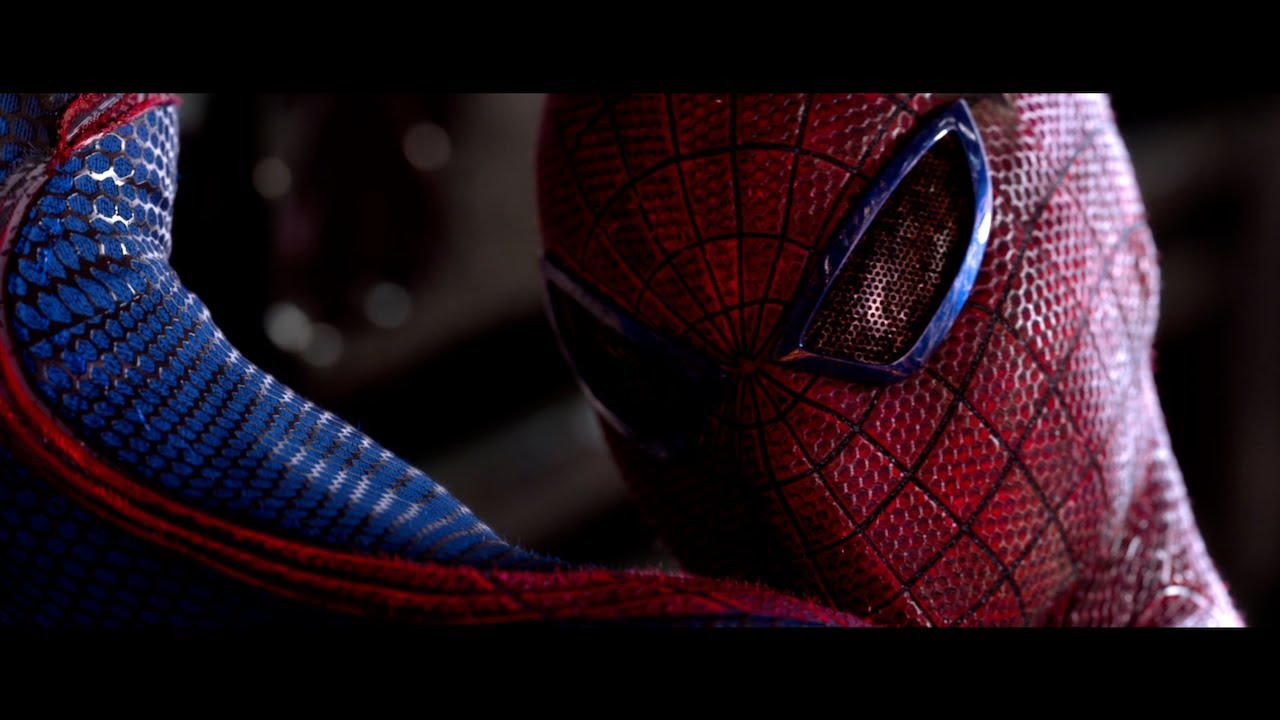 The Amazing Spider Man 2012 New Official Trailer Hd Youtube