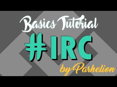 Howto: Get Started With Chatting On IRC  [Basic IRC Commands]