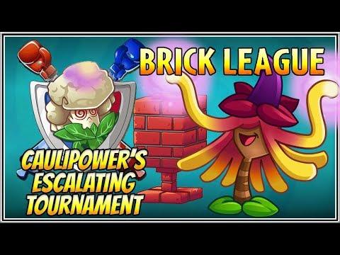 Plants vs Zombies 2 BattleZ - Caulipower's Escalating Tournament - The Witch Hazel