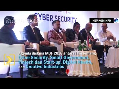 Indonesia-Australia Digital Forum (IADF) 2018 Perkuat Kerja Sama Digital Indonesia dan Australia