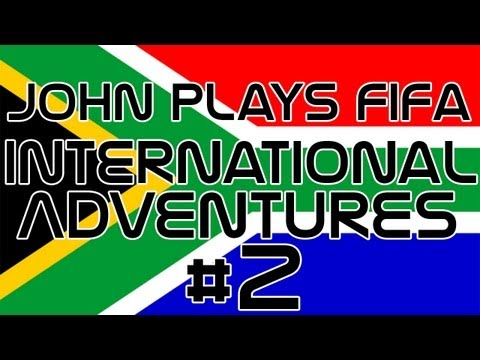 Is America Good?: John Plays FIFA International Adventures 2
