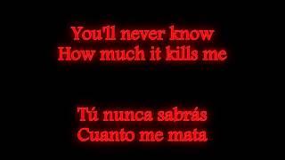Get Scared - My Nightmare (Lyrics/Sub. Español)