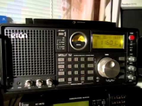 Radio Libya 11600 kHz. 19.3.2013.
