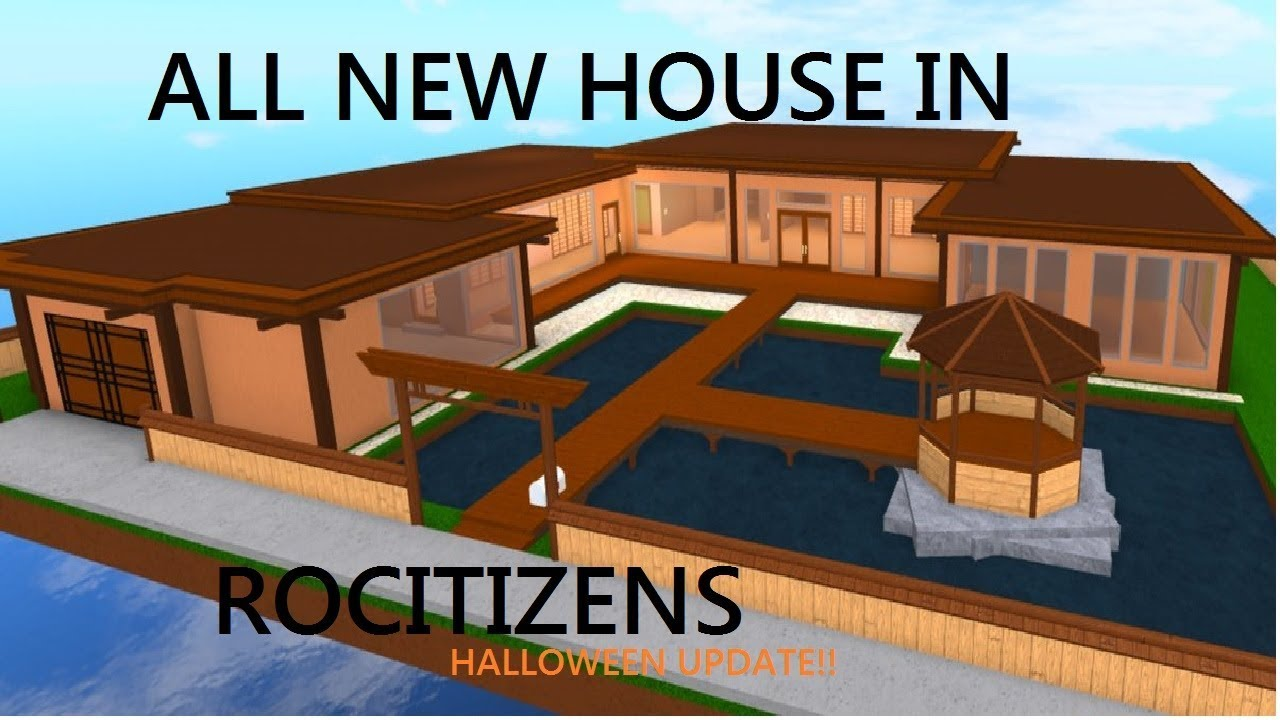 New house in rocitizens coming soon halloween 2017 for How to be a house designer