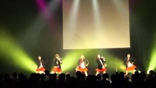 赤坂BLITZ ウルトラガール|ウルトラ応援歌 アイドル甲子園『秋祭り~BL...