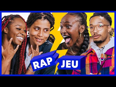 Youtube: Meryl & Le Juiice vs Lous and the Yakuza & Krisy – Rap Jeu #37