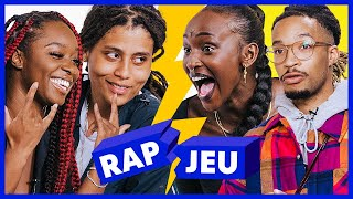 Meryl & Le Juiice vs Lous and the Yakuza & Krisy - Rap Jeu #37