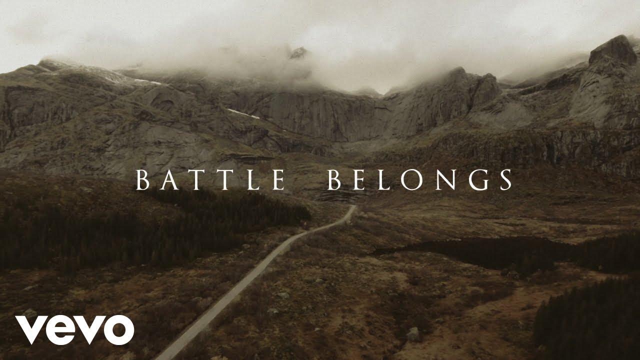 Download Phil Wickham - Battle Belongs (Official Lyric Video)