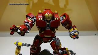 LEGO Marvel Super Heroes The Hulkbuster Ultron Edition 76105 NYTF 2018: All details!