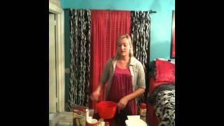 Demonstration Speech-how To Make Cake Batter Fudge-com 231 Summer Mclawhorn