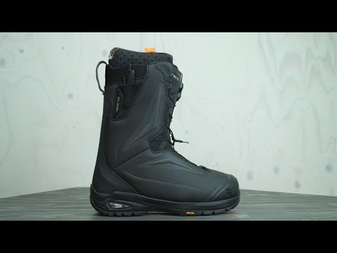 2019 Nitro Capital Snowboard Boot Review
