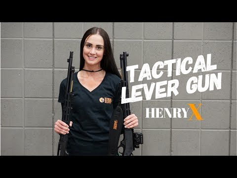Tactical Lever Guns?? The Henry X Concept Series