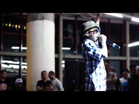Lil' Rascal - PAPUY(Pala Puyeng) ft Mack G [live]