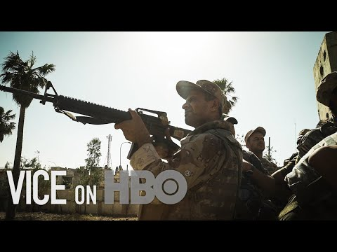 Inside the Iraqi Army's Fight Against ISIS